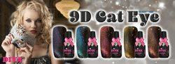 Gellak Cat Eye 9D