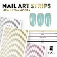 Moyra Nail Art Strips