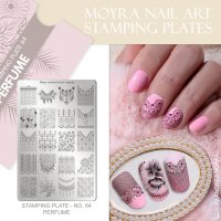 Moyra Stamping Plates