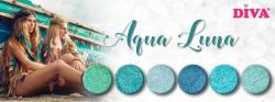 Diamondline Aqua Luna Collection