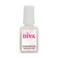 DIVA Diamondline Nagellijm met kwastje 10 ml funkynails