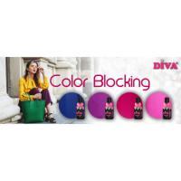 Diva Gellak Color Blocking Collection funkynails