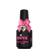 DIVA Gel in a Bottle clear funkynails