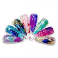 foliebox nagels funkynails