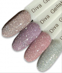 Diva Gellak Think Glitter funkynails