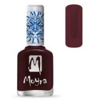 Moyra Stamping Nail Polish Burgundy Red 12ml sp03 funkynails