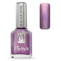 Moyra (Stempel) Nagellak Holographic no.255 Gravity funkynails