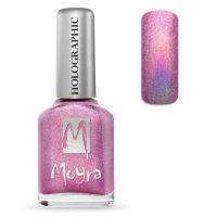 Moyra (Stempel) Nagellak Holographic no.256 Orion funkynails
