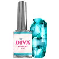 Diva Design Ink Aqua funkynails