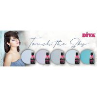 Diva Gellak Touch the Sky Collection funkynails
