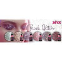 Diva Gellak Think Glitter Collection funkynails