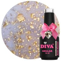 Diva Gellak Dazzle Diamond 15 ml funkynails