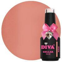Diva Gellak Naked 15 ml
