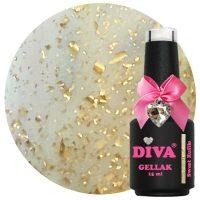 Diva Gellak Sweet Ruffle 15 ml funkynails