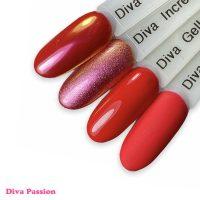 Diva Gellak Passion 15 ml funkynails