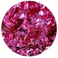 Diamondline Flake It Up Bright Pink